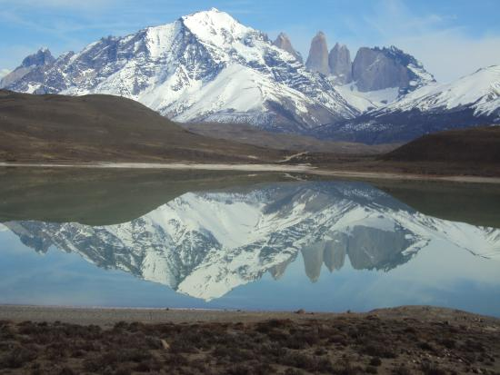 Lodging Nancy : Laguna Amarga, Torres del Paine