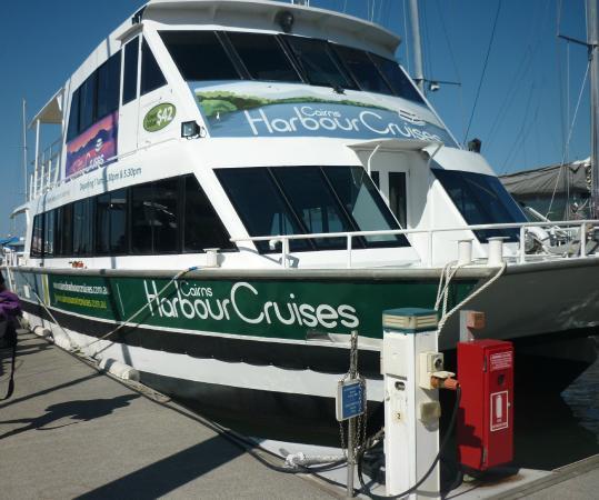 The Crocodile Explorer, Cairns Harbour Cruises