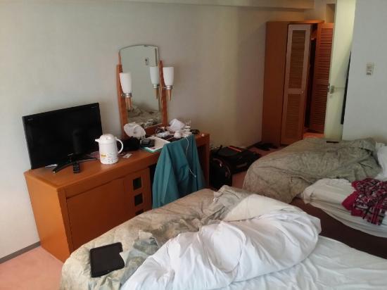 Aranvert Hotel Kyoto : Bedroom