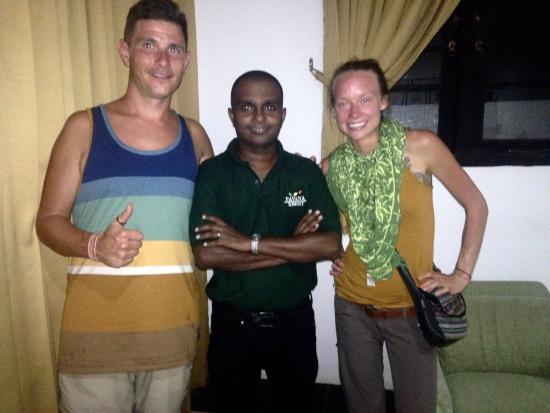 Pavana Resort: The awesome manager Tilli!