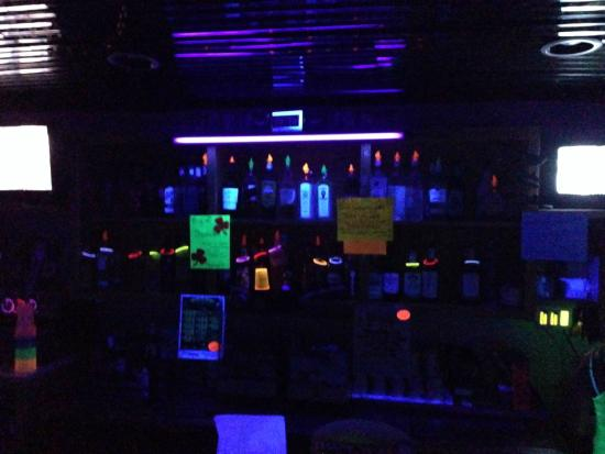 McGregor, MN: Glow in the Dark Party-St. Patricks Day