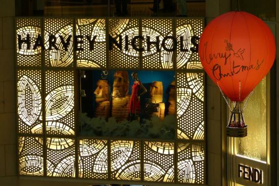 'The Objects' Window Displays at Harvey Nichols HK. Store: Harvey Nichols;  Location: Hong Kong