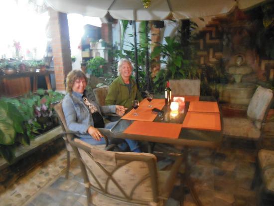 Hotel Casa Gabriela: La salle à manger