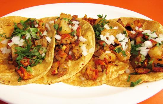 Los Tacos de Paco