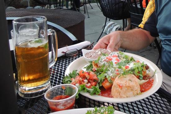 Los Agaves Mexican Grill: Modern Mexican