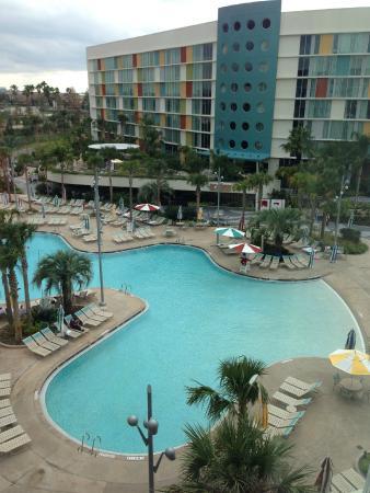Universal S Cabana Bay Beach Resort Pool View Room
