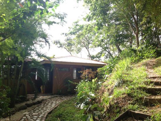 Montezuma Heights: Mariposa cabin.