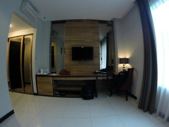Royal Hotel: Interior Kamar