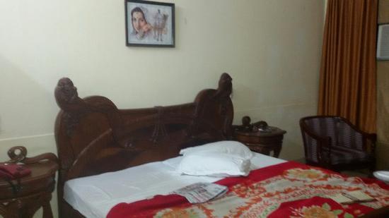 hotel Narain Continental : Room