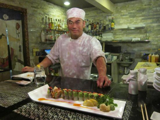 Kodomo Asian Bistro: Chef