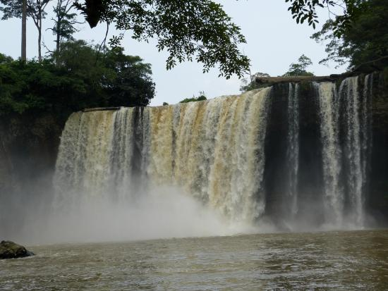 West Kalimantan, Indonesien: Banangar Waterfall