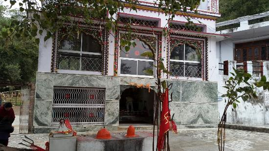 Kangra District, Indien: naagni mata temple