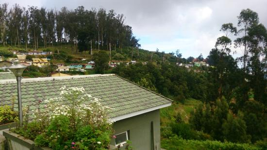 Sabol Holiday Resorts: View outside the window
