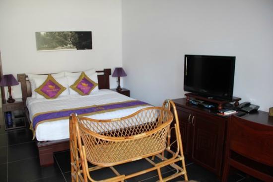 Terrace Phu Quoc Resort: Bedroom