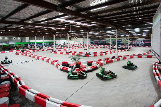 Power Kart Raceway