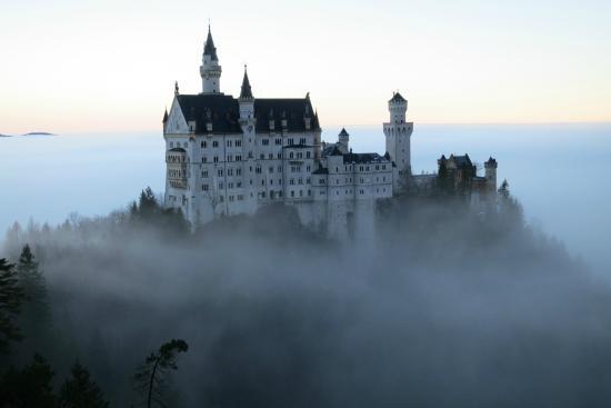 European Castles Day Tours: Neuschwanstein Castle in Bavaria