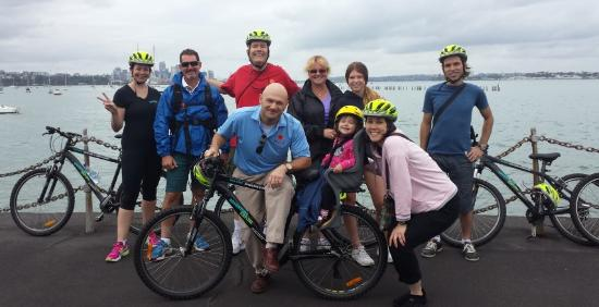 awesome guided bike tour with adventure capital