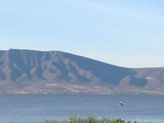 Real de Chapala: View from the hotel
