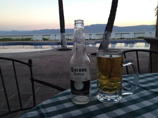 Real de Chapala: View from the restaurant