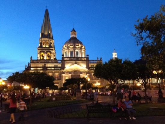 Holiday Inn Hotel & Suites Centro Historico: Cathedral