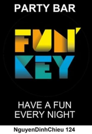 Fun Key Party Bar
