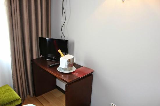 Torres Novas Hotel: Quarto