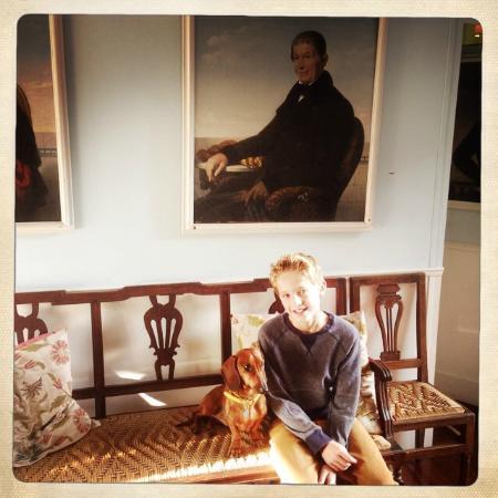 Residenza Arco dei Tolomei: Der Familienhund