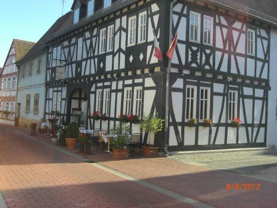 Gernsheim, Alemania: Ristorante Italiano