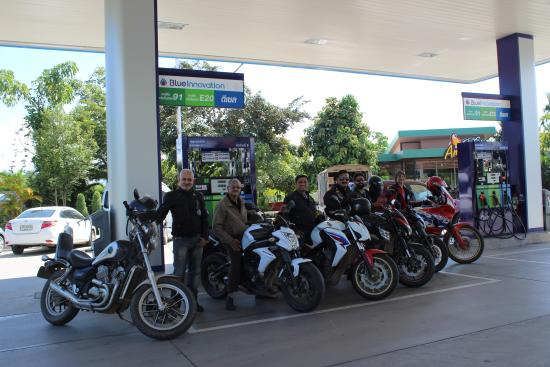 Viktorianz: Thailand Ride