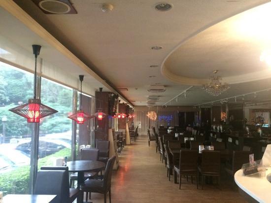 Atami Hotel Taipei Onsen: Restaurant