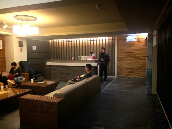 Atami Hotel Taipei Onsen: Entrance of hot spring
