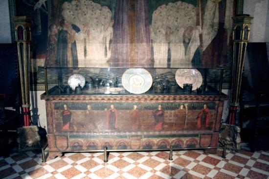 Bagatti Valsecchi Museum: cassa