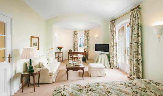 Château Saint-Martin & Spa : Junior Suite Tradition