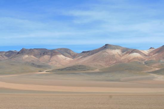 Potosi Department, โบลิเวีย: Deserto montuoso