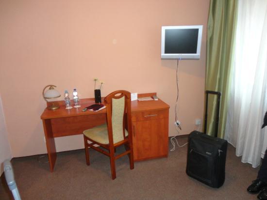 Hotel Polonia: stanza