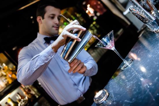Park Hotel Grenoble - MGallery by Sofitel : Bar de l'hôtel