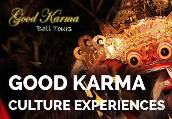 Good Karma Bali Tours - Day Tours