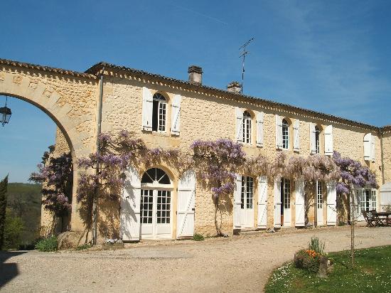 Chateau Lamothe de Haux
