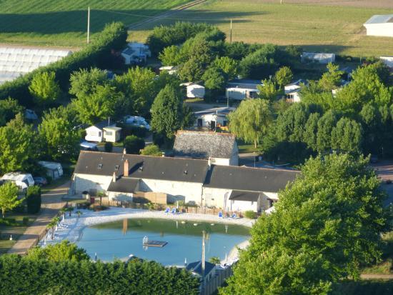 Allonnes, France : Le Lagon