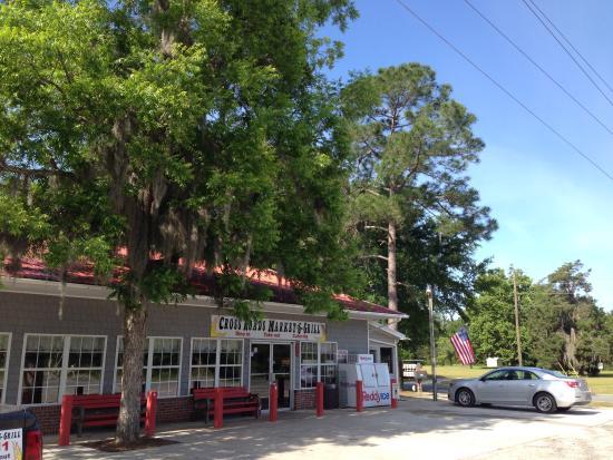 Jasper, فلوريدا: At the corner of SR6W and CR141