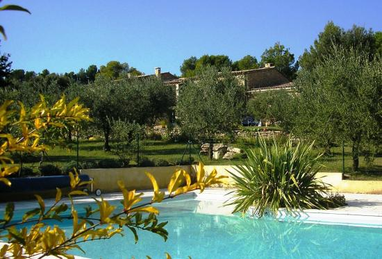 Mas de la combe vaison la romaine france voir les - Hotel vaison la romaine piscine ...