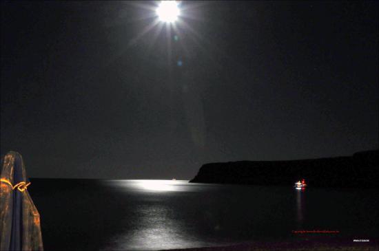 Kato Zakros, Yunanistan: Mondaufgang