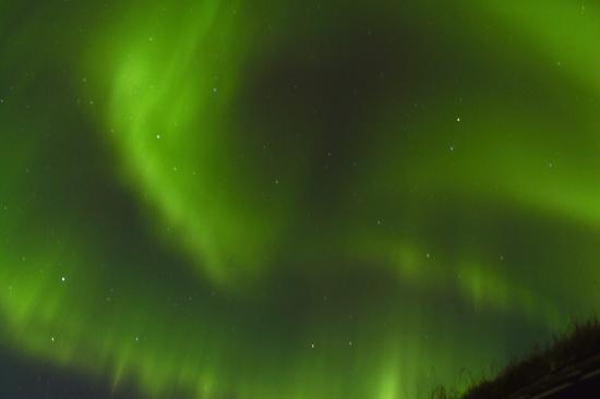 Fjellkysten: Norther Lights