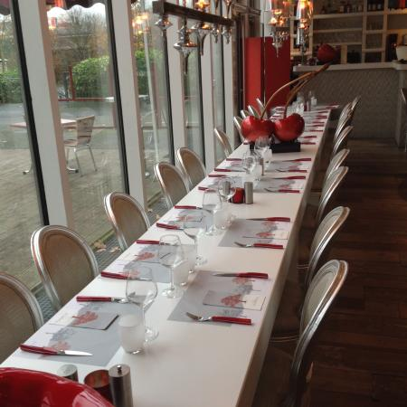 Restaurant La Cense Dans Lambersart Avec Cuisine Autres Cuisines