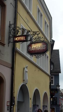 Hotel am Rathaus: Ingresso