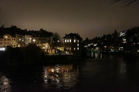 Hotel Landhaus: Night view