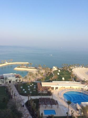 Sheraton Grand Doha Resort & Convention Hotel : visit mid Dec 2014