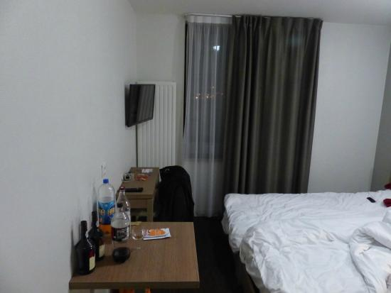 Appart'City Paris Bobigny: bedroom