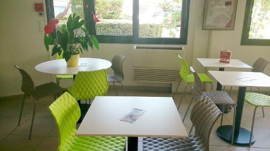 Inter-Hotel Le Beaulieu : Petit-déjeuner