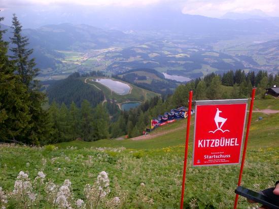 Mountain Edge Radverleih: Kitzbuhel